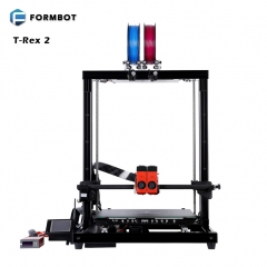 FORMBOT Large Format Industrial 3D Printer with 400x400x470mm Build Size