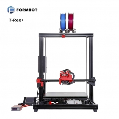 Formbot T-Rex+ Large 3D Printer with 400x400x450mm Build Size
