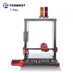 FORMBOT Big Scale 3D Printer T-Rex with 400x400x450mm Print Size