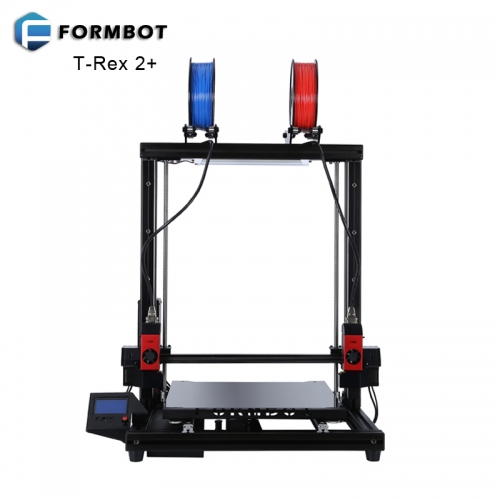 FORMBOT Large Format Multifunction 3D Printer T-Rex 2+ with 400x400x500mm Build Size