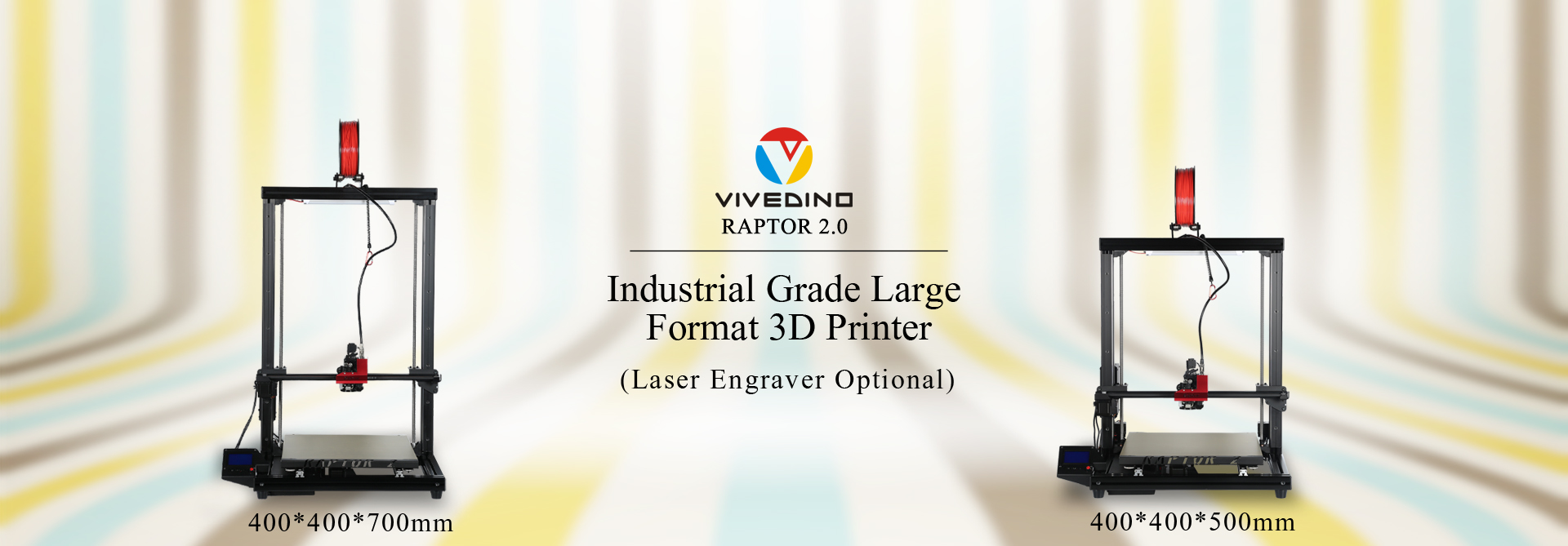 Industrial Grade Large Format 3D Printer