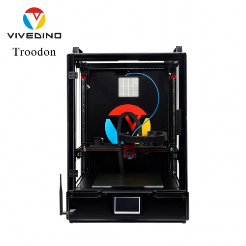 VIVEDINO CORE XY Fully Enclosed 3D Printer with Orbiter V1.5 Direct Drive Extruder
